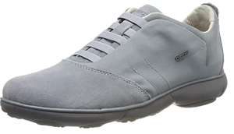 [Amazon] Geox Nebula B Sneaker Herren Farbe grau/jeans-C4051