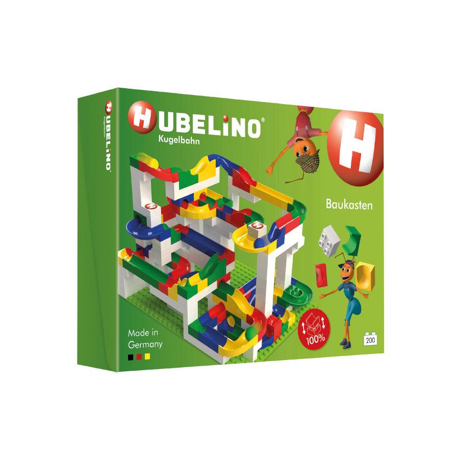 Babymarkt - HUBELINO® Kugelbahn Baukasten 200 Teile