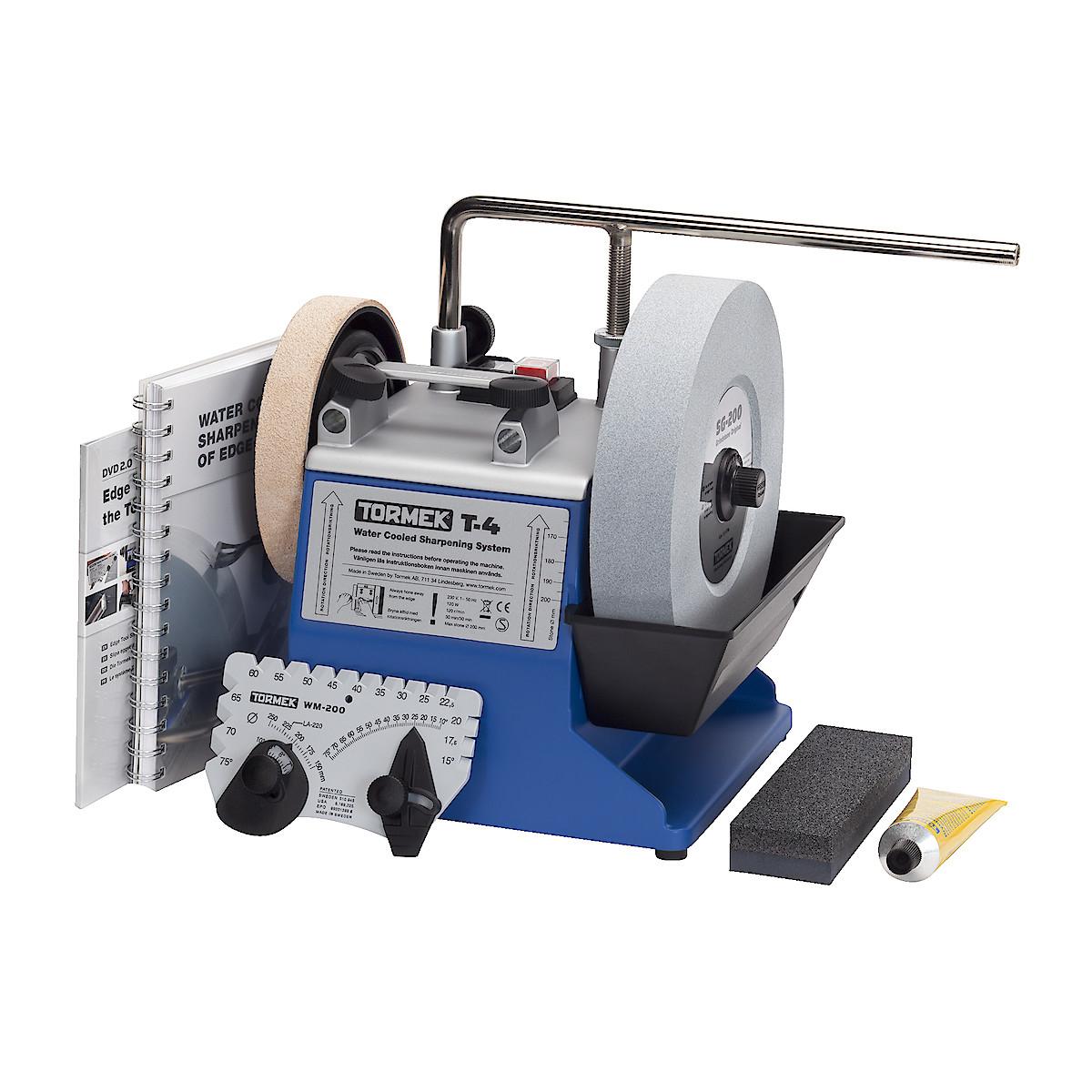 Tormek T-4 Nass-Schleifmaschine/Messerschärfer für 205,95€ inkl. VSK [clas ohlson] BESTPREIS