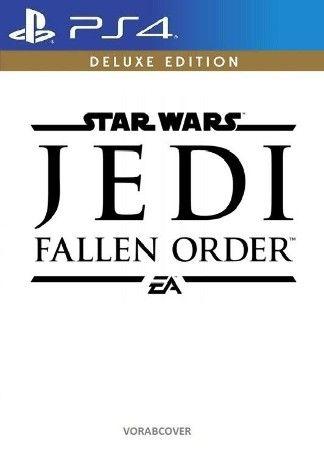 PS4 Star Wars Jedi - Fallen Order (Deluxe Edition) [Expert]