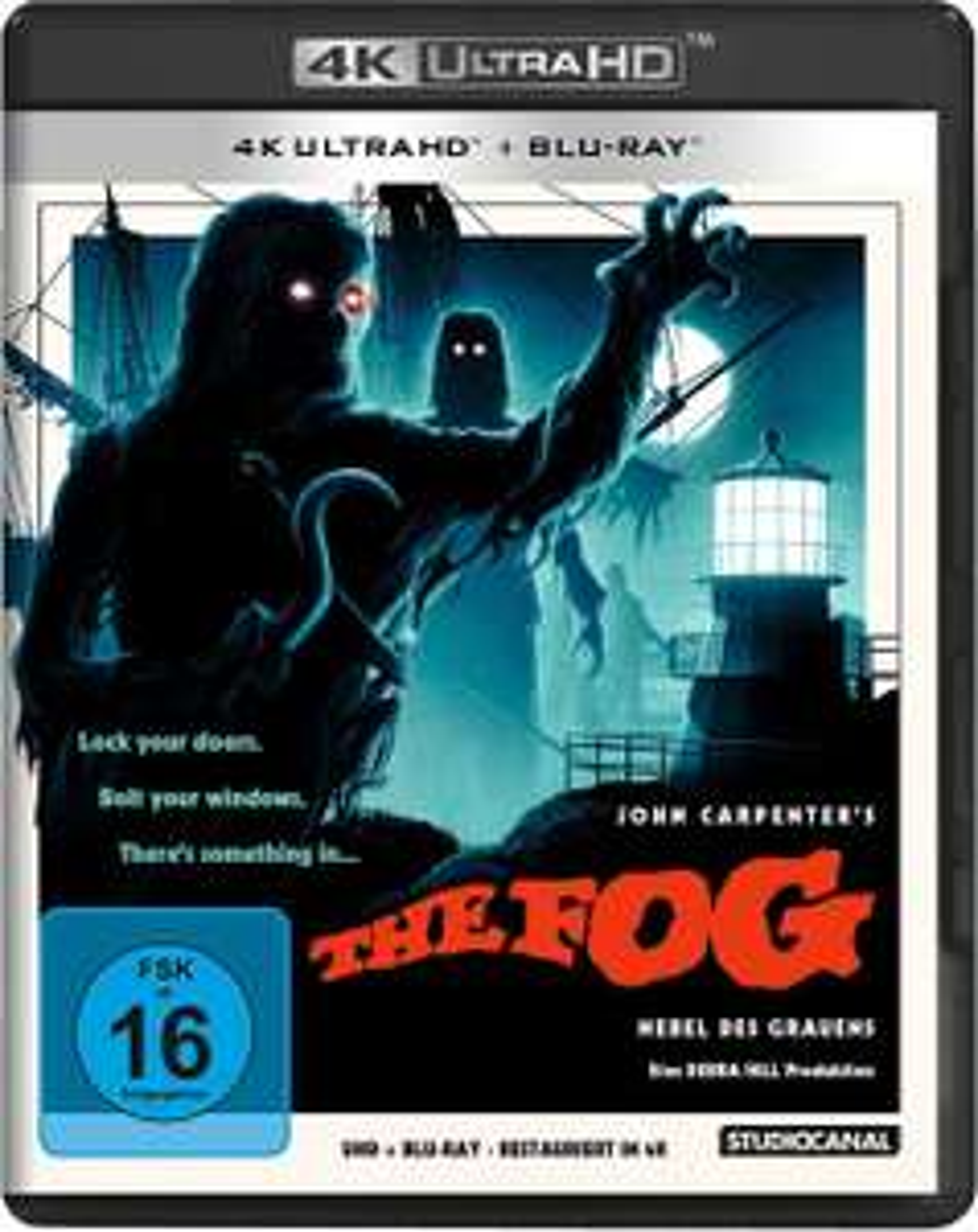 The Fog - Nebel des Grauens (4K UHD + Blu-ray) für 12€ (Amazon Prime)