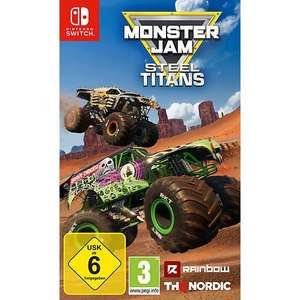 Monster Jam: Steel Titans Switch