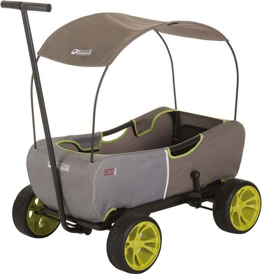 Hauck Eco Mobil Forest Green - Bollerwagen