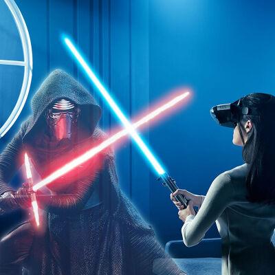 Lenovo Star Wars Jedi Challenges AR Paket Headset