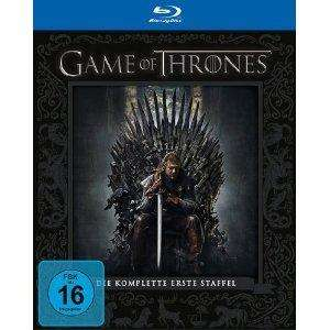 Game of Thrones bei Real Supermarkt für 14,99 Euro (DVD) // 26,99 Euro Blu ray