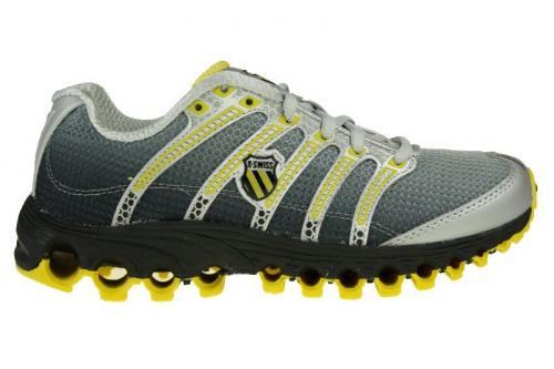 K-Swiss Tubes Run 100 Damen Women Jogging Running Schuhe schwarz - gelb
