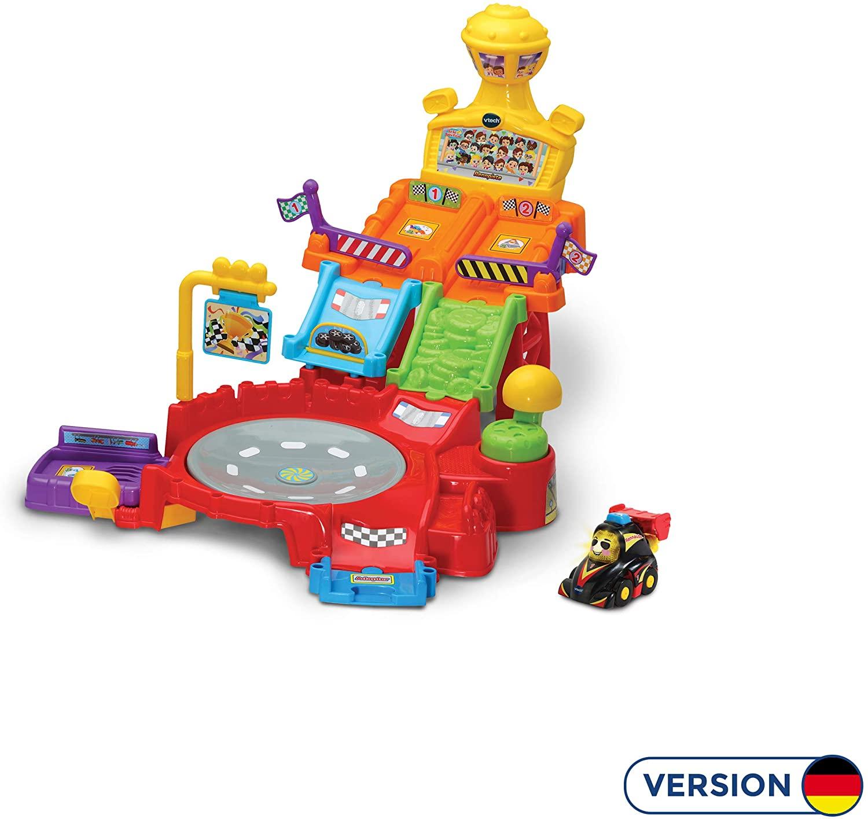 Vtech Tut Tut Baby Flitzer - Rennpiste inkl. Rennauto für 15€ (Amazon Prime & Saturn)