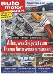 Print Auto Motor und Sport Prämienabo mit 90€ Prämie bei 99€ Abokosten (Verlagsaktion GuJ)
