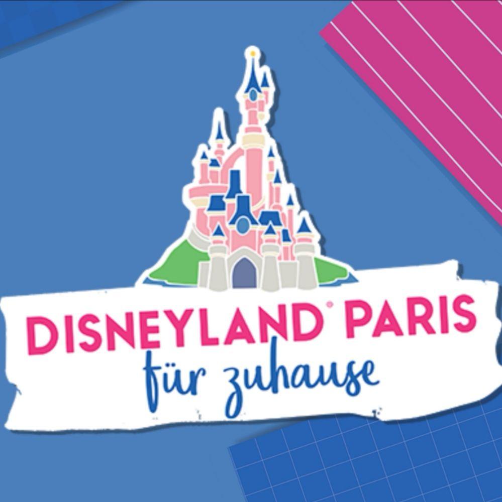 Disneyland Paris für zu Hause - Kostenlose Videos, Spiele, Ausmalbilder und Rezepte