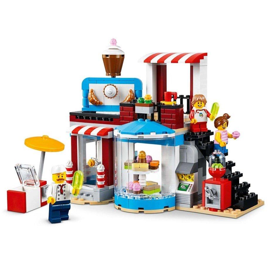 Müller RU: Lego 31077 Modulares Zuckerhaus