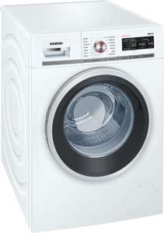 Drei Waschmaschinen für je 499€ bei Saturn: z.B. Siemens iQ700 WM14W5FCB (A+++ - 30%, 9kg, 1400U/min, AquaStop, Mengenautomatik, 47/71dB)