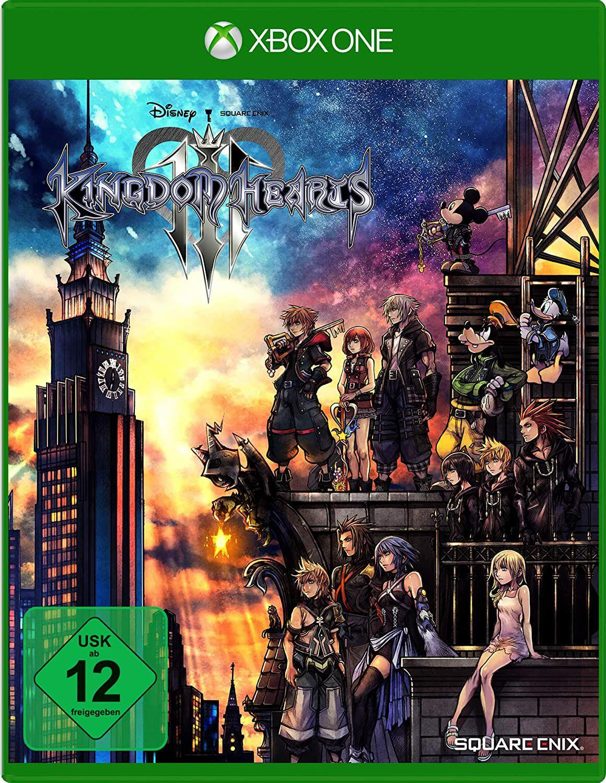 Kingdom Hearts 3(Xbox One) für 9.99€ (Amazon Prime)