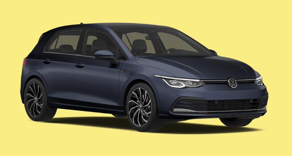VW Golf 8 Style (130 PS) für 249,- Euro/Monat (Privatleasing) bei 36 Monaten und 10.000km pro Jahr