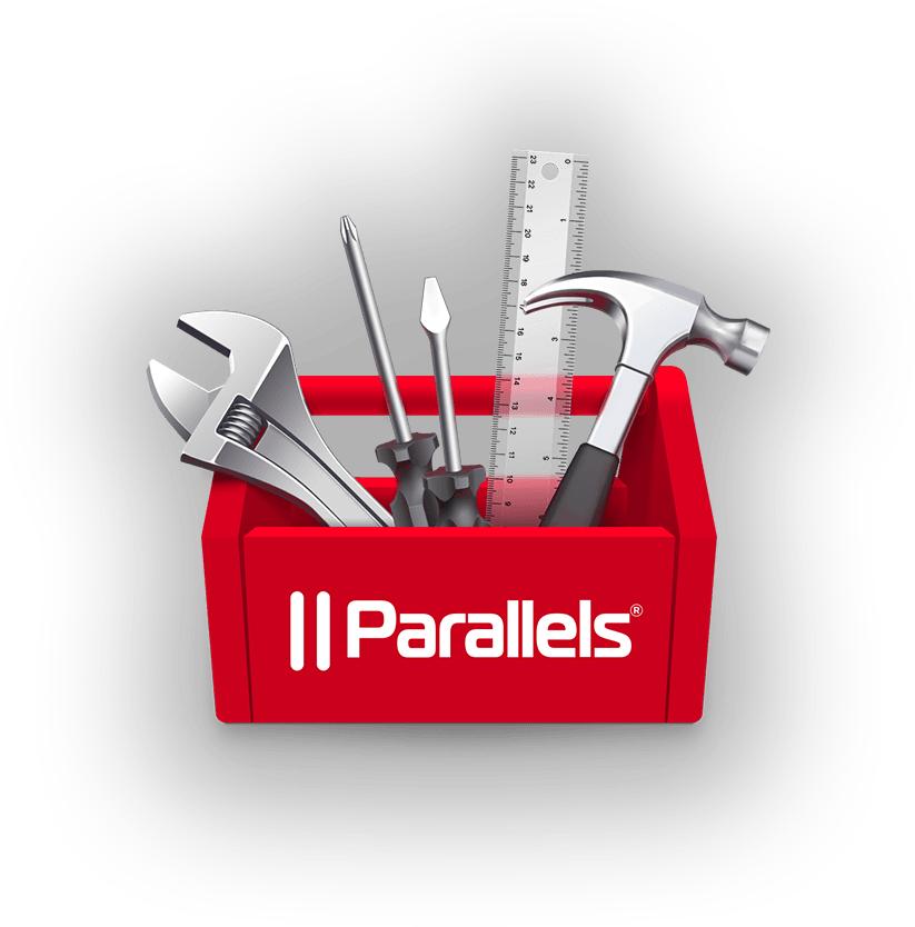 Parallels Toolbox für Mac