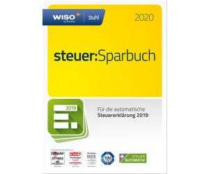 WISO steuer:Sparbuch 2020 Box inkl. CD