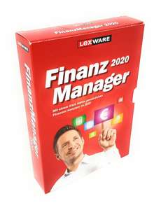 "Lexware ""FinanzManager 2020 Box"" (Buchhaltungs Software für private Finanzen) [DEALCLUB]"