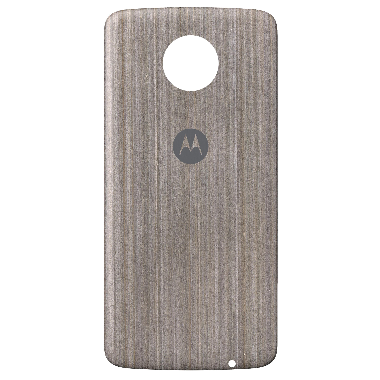 Medion: Moto Z Serie Style Shells Holz je 7,95€ + 2,99€ Versand