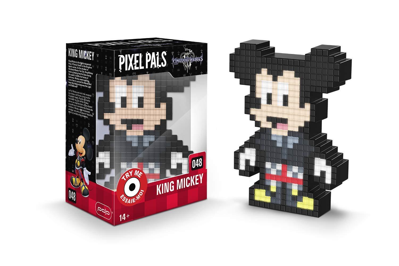 Pixel Pals - Kingdom Hearts König Mickey für 7,96€ (Amazon Prime)