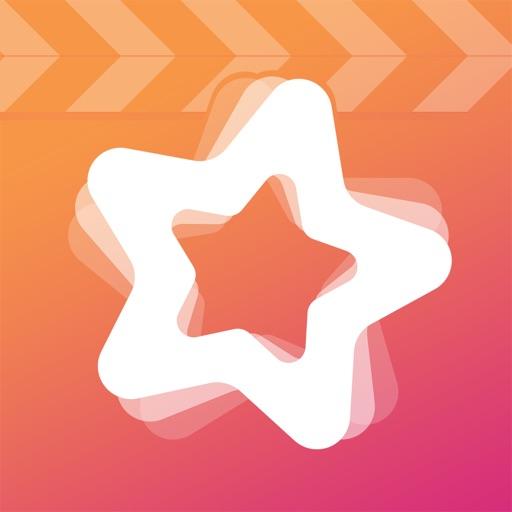 Twinkling Video Editor & Maker | iOS Freebie
