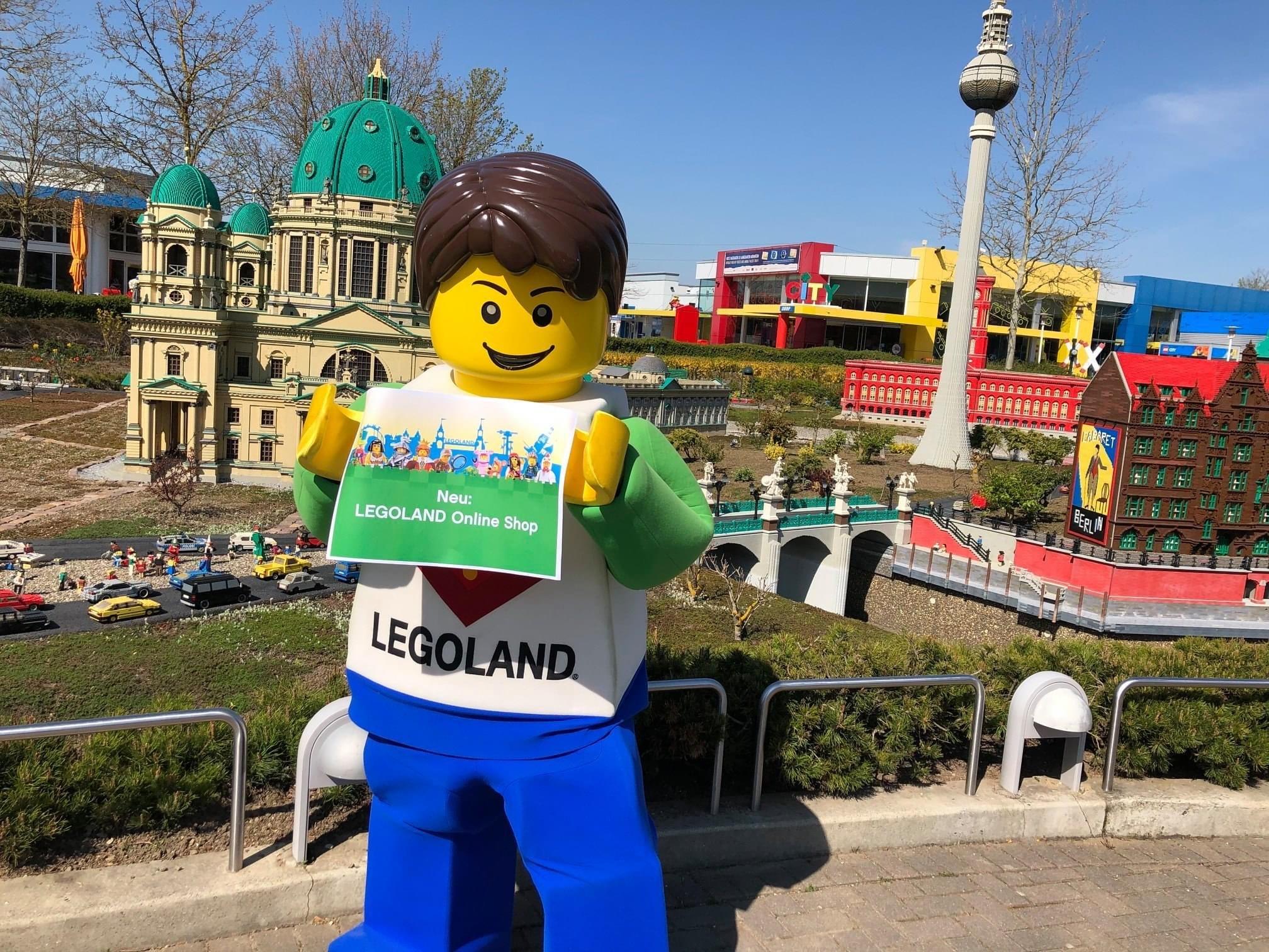 20% auf Lego im Legoland Online Store z.B. Lego Ninjago - Der Ultradrache (70679) für 72€ statt 104,89€