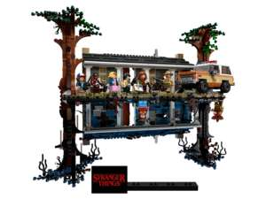 LEGO 75810 Stranger Things - Die andere Seite