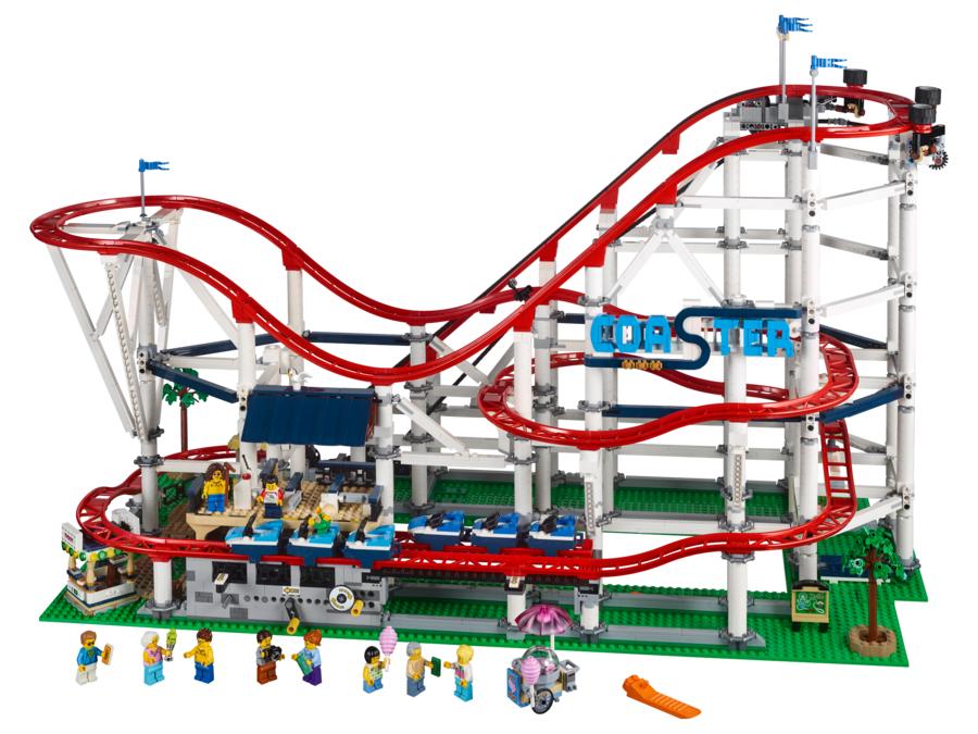 Lego Achterbahn 10261 für 264 €