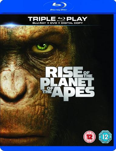 Planet der Affen - Prevolution (Blu-ray + DVD) für 3,42€ inkl. Versand (Zavvi)