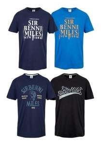 Sir Benni Miles Core Drip Tee T-Shirt [online at thE bay]