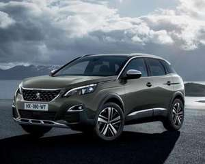 Privatleasing: Peugeot 3008 Active PureTech für 132€ im Monat / LF: 0,39