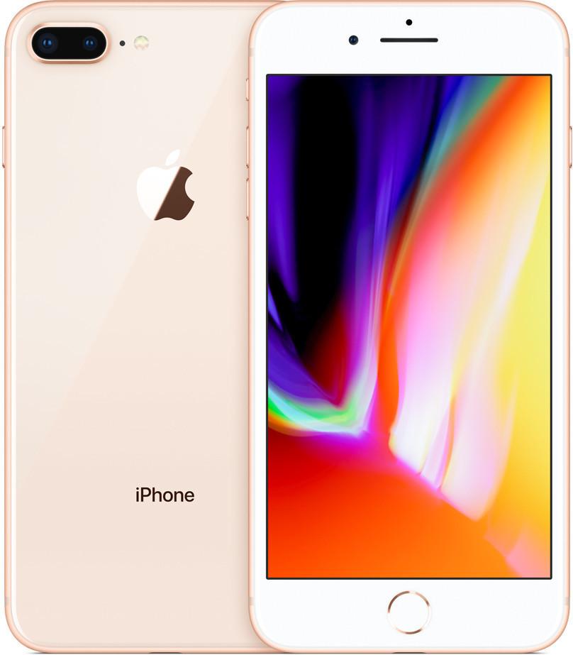 [Telekom-Netz] Apple iPhone 8 Plus (256GB) + Leder Case für 99€ ZZ mit Congstar Allnet Flat (10GB LTE) mtl. 25€ (eff. 6,50€ nach HW-Verkauf)