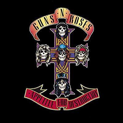 Guns N' Roses Appetite for Destruction [CD]