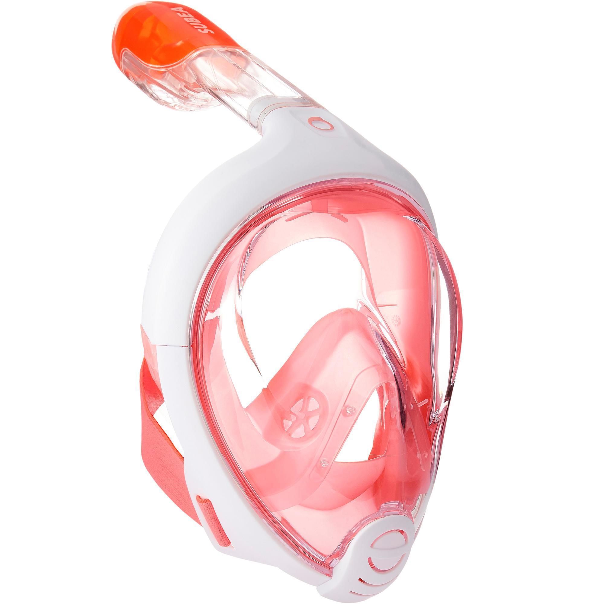 Easybreath Schnorchelmaske (mehrere Farben) für 14,99€ (Lieferung Filiale) @ Decathlon