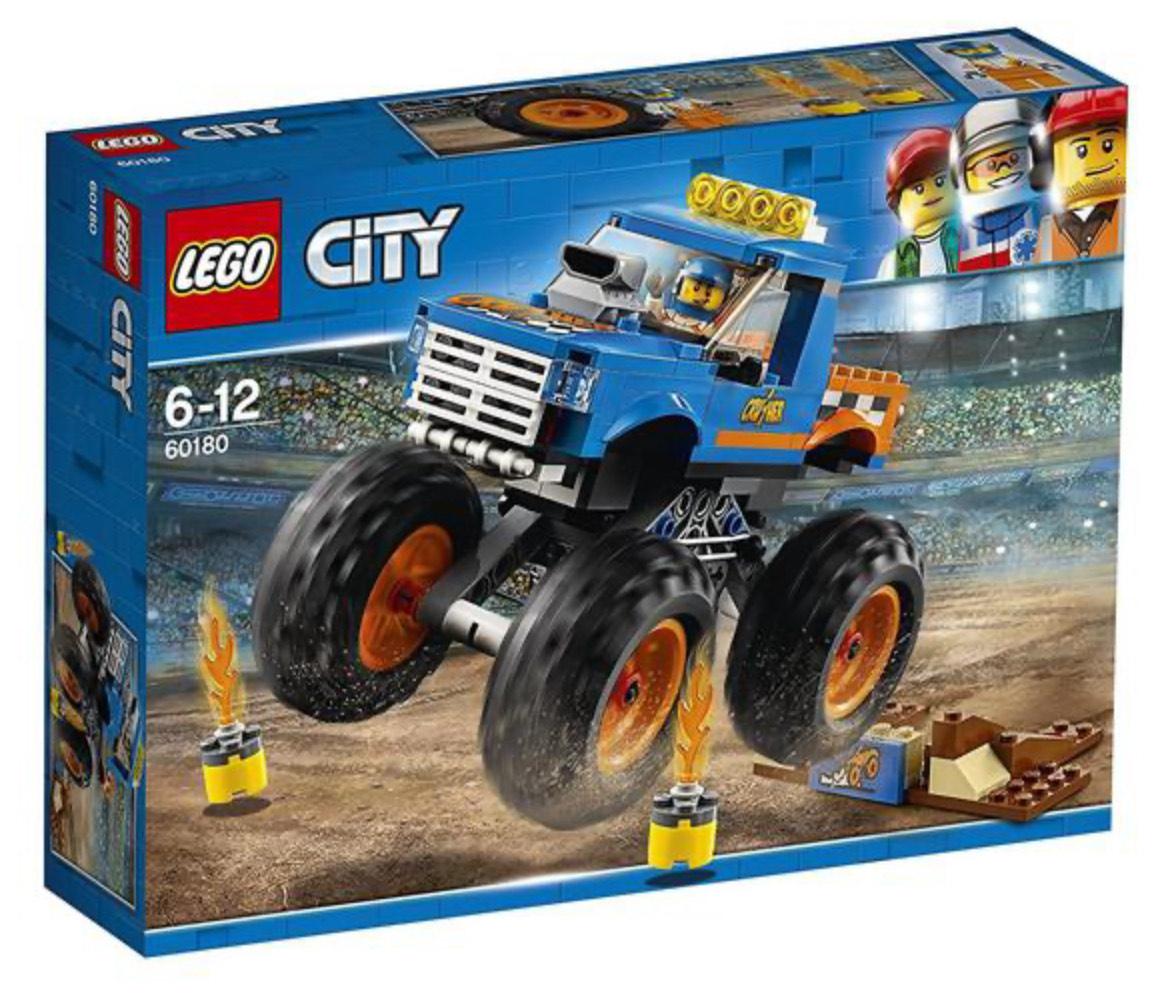 Lego City 60180 Monster Truck @ Thalia