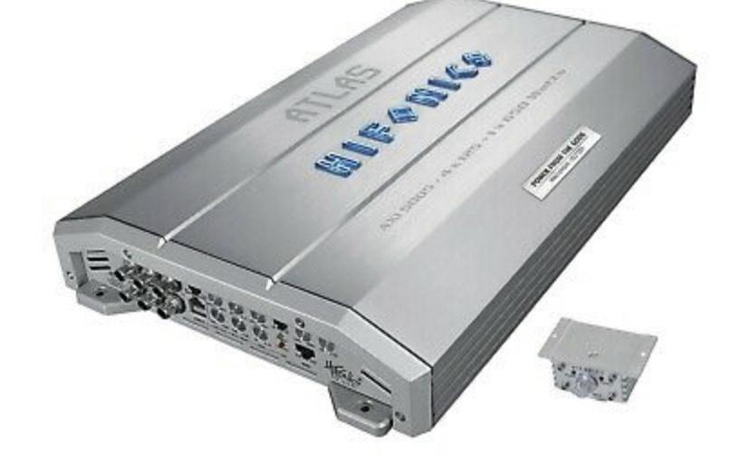 Hifonics Atlas AXI 5005 5-Kanal Auto Verstärker Hybrid Endstufe Amplifier AMP