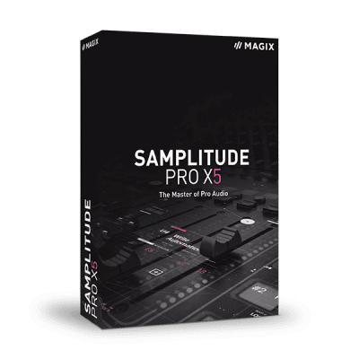 Brandneue DAW Magix Samplitude Pro X5 als Promo für 199€ statt 399€ bis 28.04. + 13% Shoop! (Suite für 249€ statt 599€!)