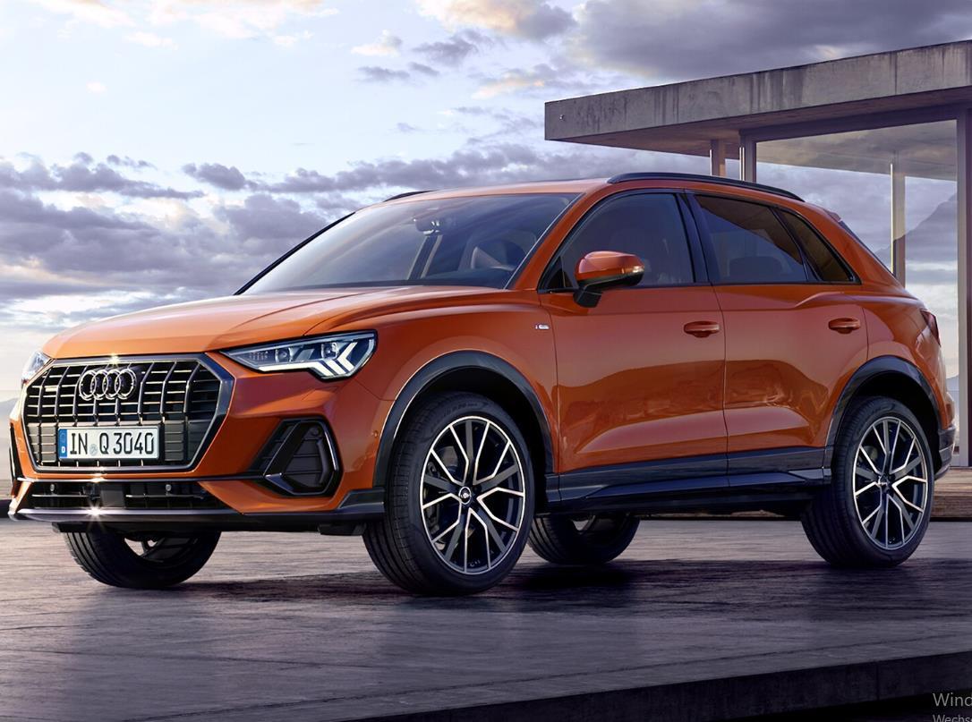 Privatleasing: Audi Q3 S Line 2.0 / 150 PS für 236€ im Monat / LF:0,51