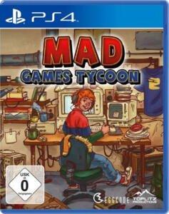 Mad Games Tycoon (PS4) für 8€ (Switch) für 22€ & Tetris Effect (PS4-VR) für 19€ (Media Markt Abholung)