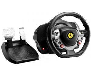 THRUSTMASTERTX Racing Wheel (inkl. 2-Pedalset, Xbox One / PC), Lenkrad, Mehrfarbig [Mediamarkt]