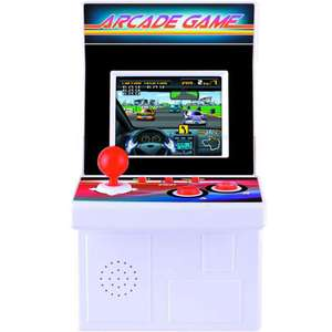 Retro Games Handheld-Konsole 220-in-1 Tragbare Mini Arcade Spiele Maschine