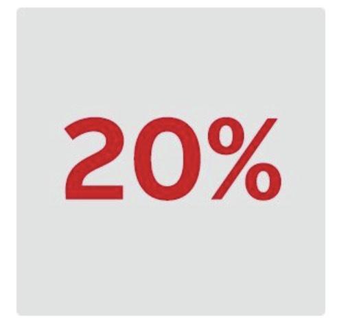 20% Rabatt auf Gardinen & Sichtschutz bei Otto!