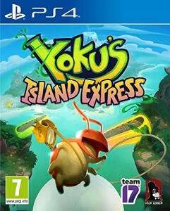 Yoku's Island Express (PS4) für 8,08€ (Base.com)