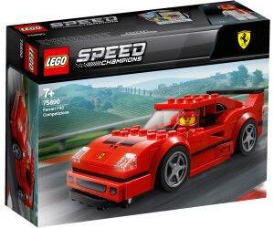 LEGO Speed Champions Sammeldeal, z.B. McLaren Senna (75892) für 10,62€ und Ferrari F40 Competizione (75890) für 10,87€ [Thalia Classic]