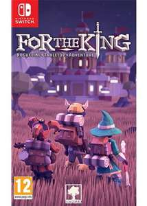 For The King (Switch & PS4) ab 13,57€ (Base.com)