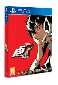 Persona 5 Royal Steelbook Launch Edition (PS4)