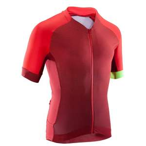 Rockrider MTB Trikot XC Light rot