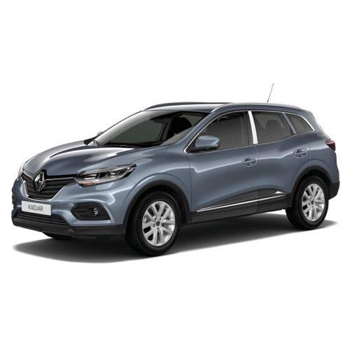 [Gewerbeleasing] Renault Kadjar Limited Deluxe TCe (140 PS) mtl. 71,42€ (netto) inkl. Full-Service + 713€ ÜF, LF 0,25, 24 Monate