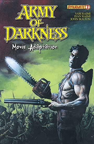Dynamite's Greatest Hits Bundle mit 5 Comics kostenlos - z.B. Army of Darkness