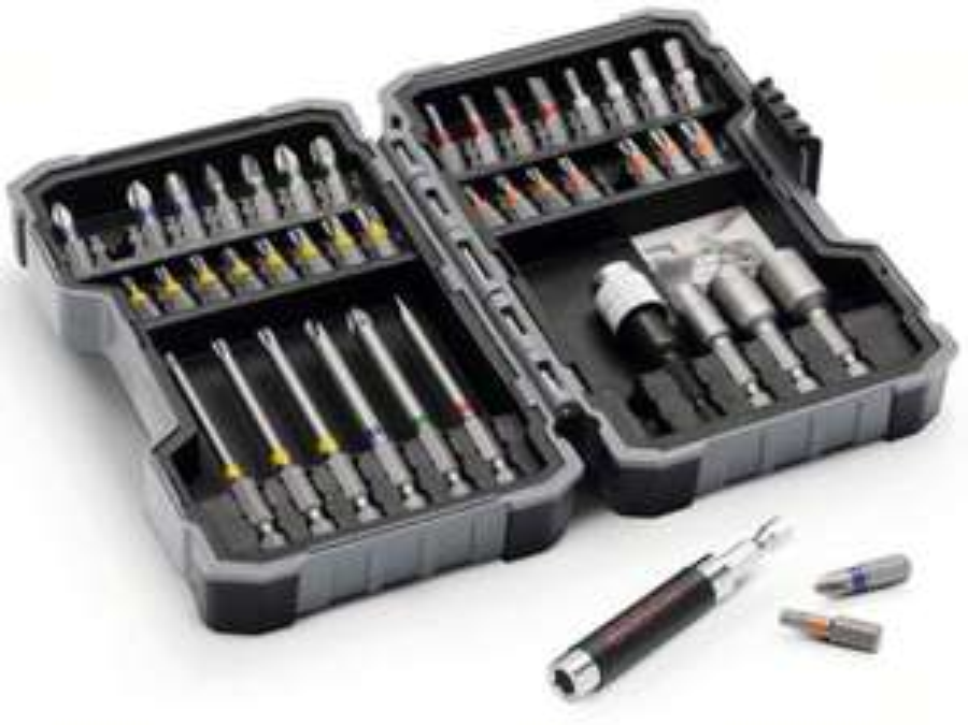 Bosch Professional 2607017164 43tlg Schrauber Bit Set (Amazon Prime)