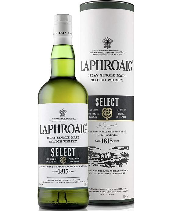 Whisky Deals #22: Laphroaig Select Islay Single Malt Scotch Whisky 40% vol. (0.7 Liter) für 22,99€ [Amazon Prime | Real Marktabholung]