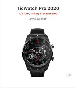 Mobvoi TicWatch Pro 2020 (Android Wear)